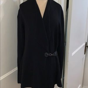 New with tag's Tahari black cardigan sweater